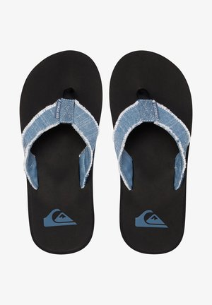 MONKEY ABYSS - T-bar sandals - dark blue