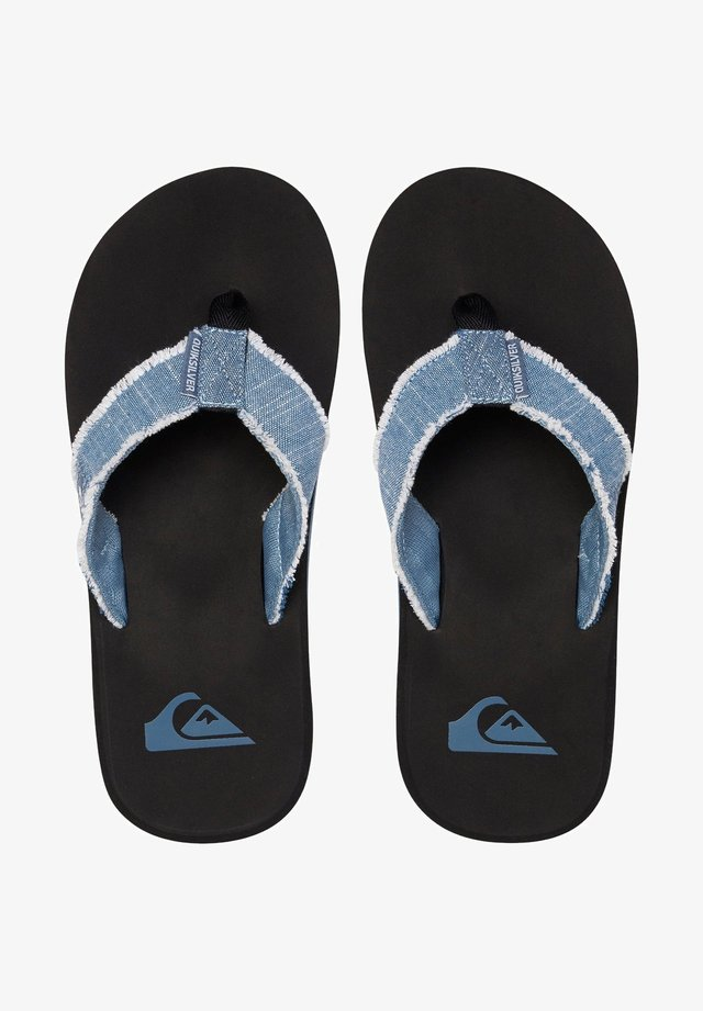 MONKEY ABYSS - Slippers - dark blue