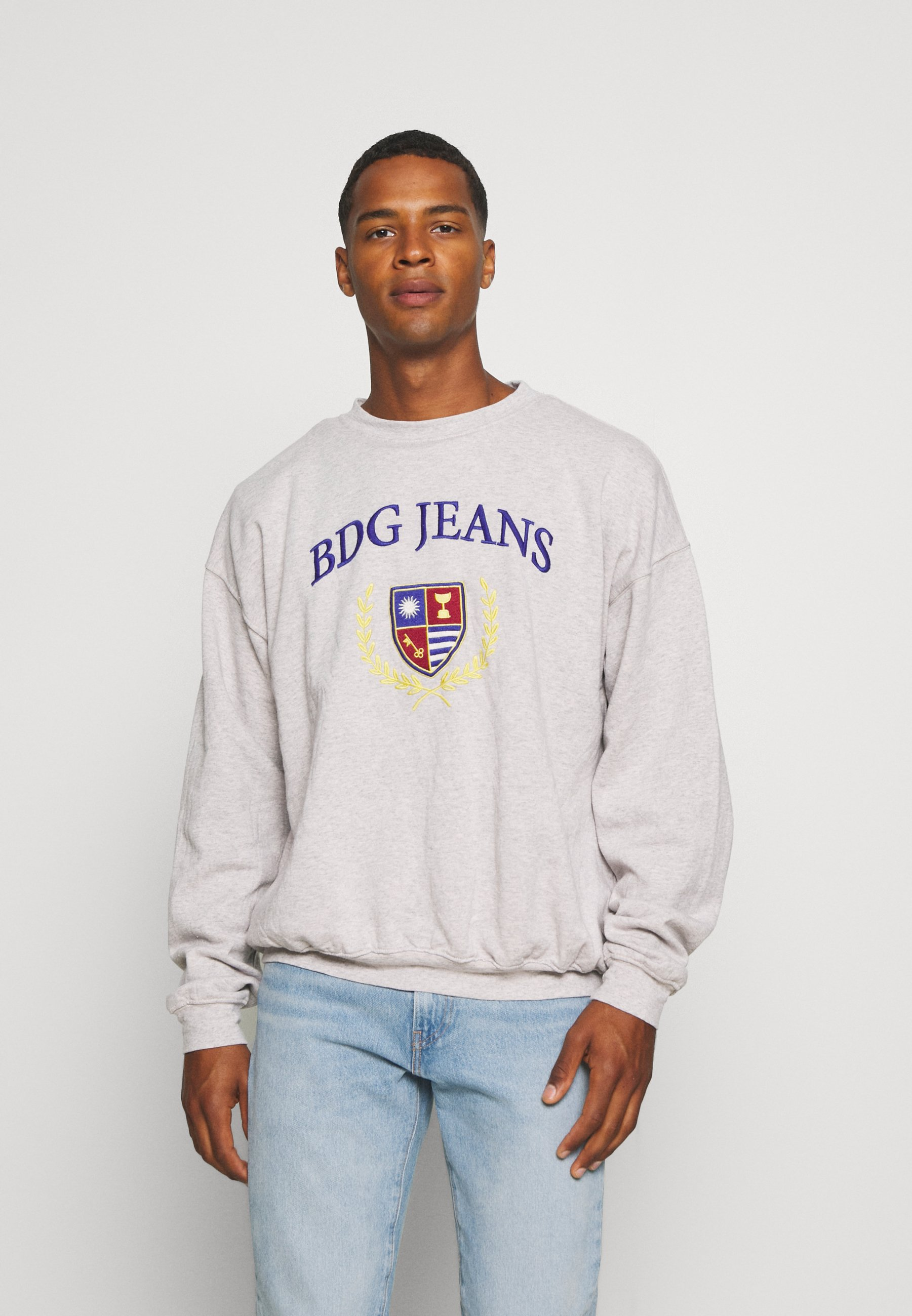 Men HERITAGE CREST CREWNECK - Sweatshirt