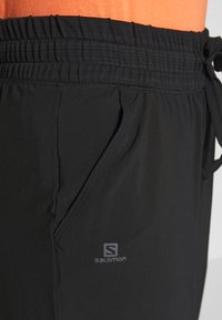 Salomon - COMET PANT  - Broek - black - 4