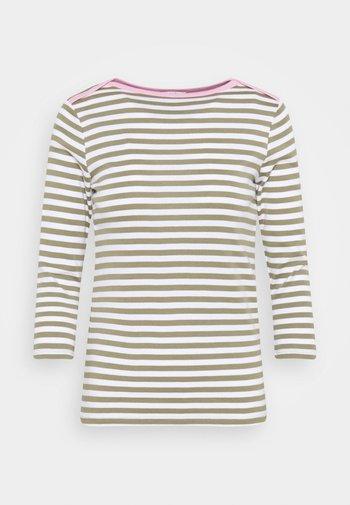 T-shirt à manches longues - light khaki