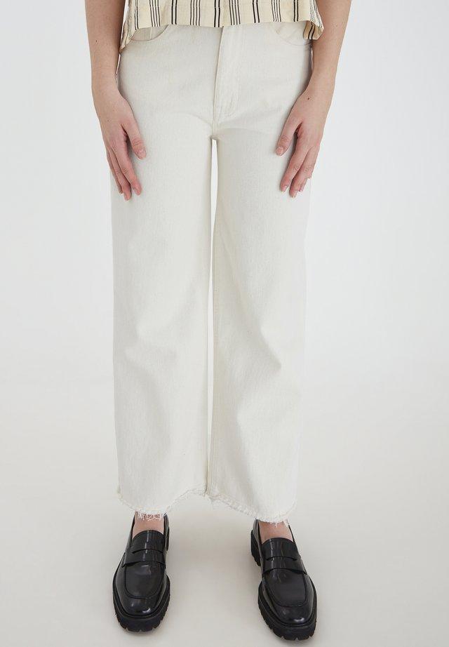 IHGALENA - Jeans a zampa - pristine