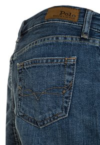 Polo Ralph Lauren - SKIRT - Denimová sukně - bales wash - 2