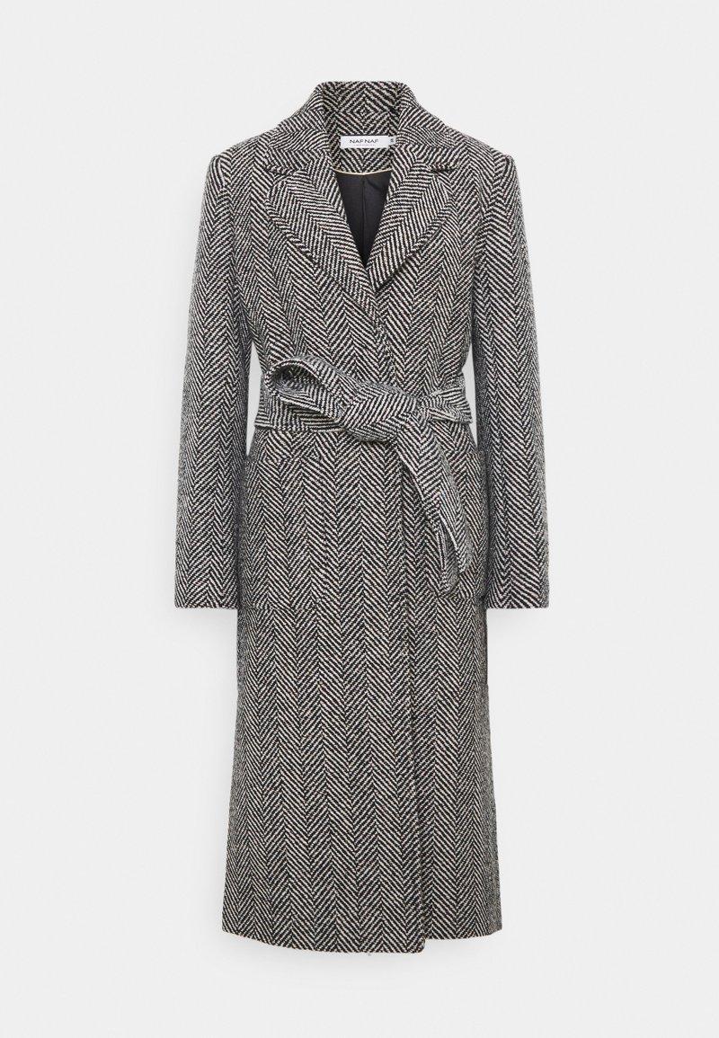 NAF NAF - Classic coat - ahello noir/black