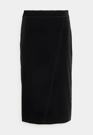 FROPW - Pencil skirt - black