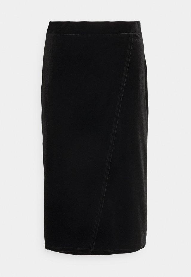 FROPW - Falda de tubo - black