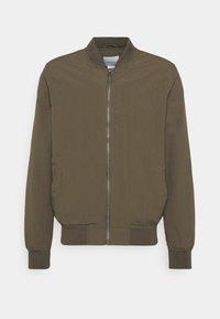 Cotton On - RESORT - Bomber Jacket - textured khaki - 4