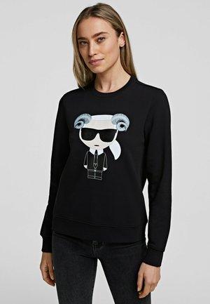 ARIES - Sweatshirt - black
