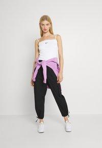 Nike Sportswear - TANK CAMI - Débardeur - white/black - 1