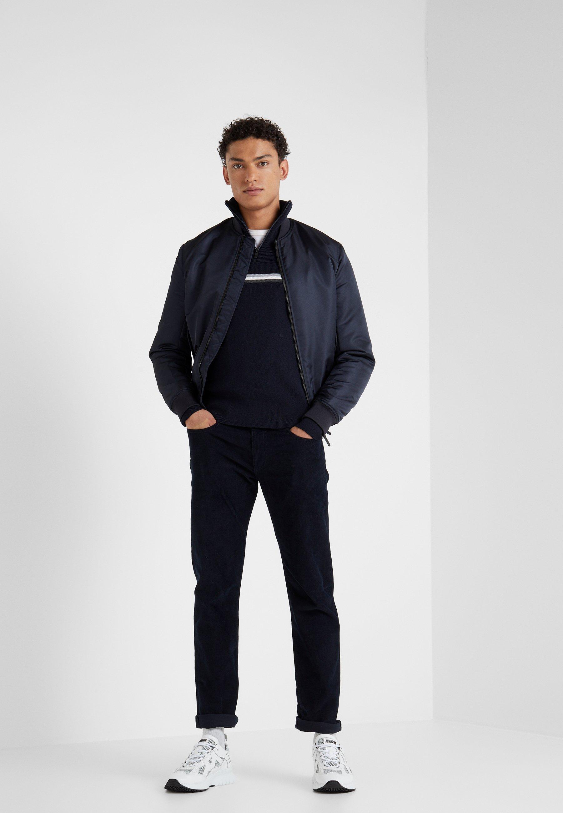 J.CREW Pantalon classique - cadet navy