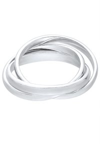 Elli - TRIO BASIC - Ring - silberfarben