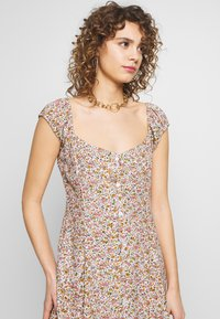 Rolla's - ERIN COAST FLORAL DRESS - Day dress - white - 4
