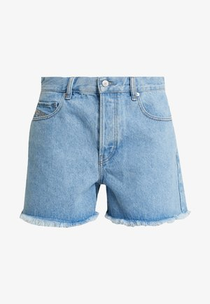 DE-LOWY - Denim shorts - indigo