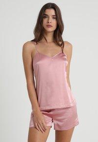 La Perla - CAMISOLE - Pyjama top - pink powder - 1