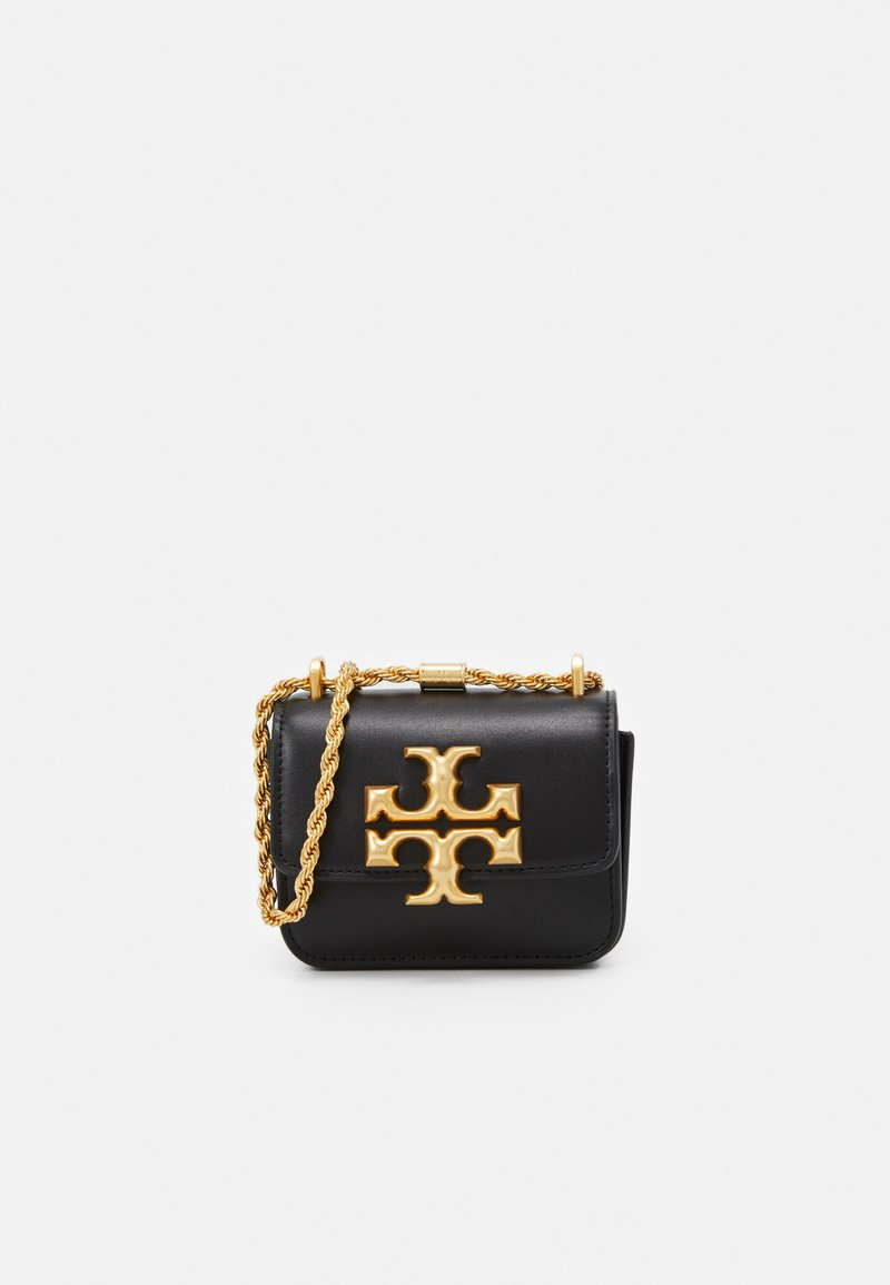 Tory Burch - ELEANOR MINI CROSSBODY - Across body bag - black