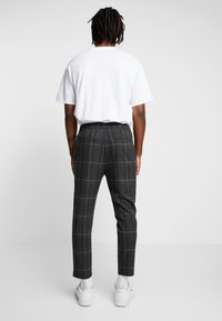 Only & Sons - ONSLINUS CHECK PANT - Trousers - almond - 2