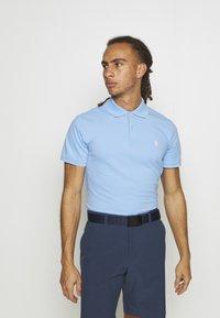 Polo Ralph Lauren Golf - SHORT SLEEVE - Polo shirt - blue lagoon - 0