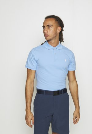 SHORT SLEEVE - Polo - blue lagoon