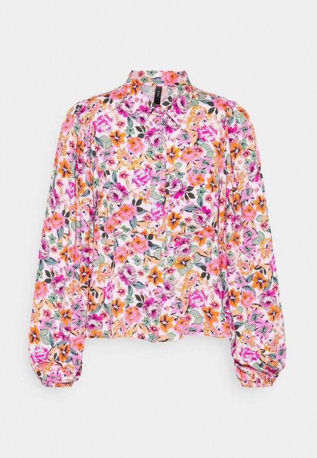 YASALIRA  - Button-down blouse - blushing bride/alira aop