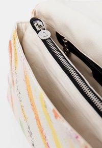 Desigual - Across body bag - yellow - 5