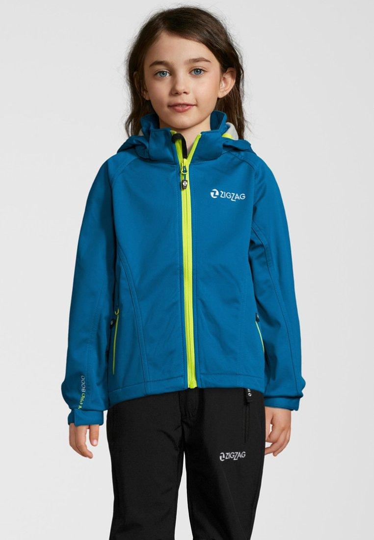 ZIGZAG - GRAND LAKE W-PRO  - Light jacket - mykonos blue