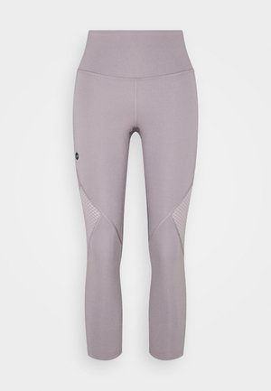 RUSH CROP - Tights - slate purple