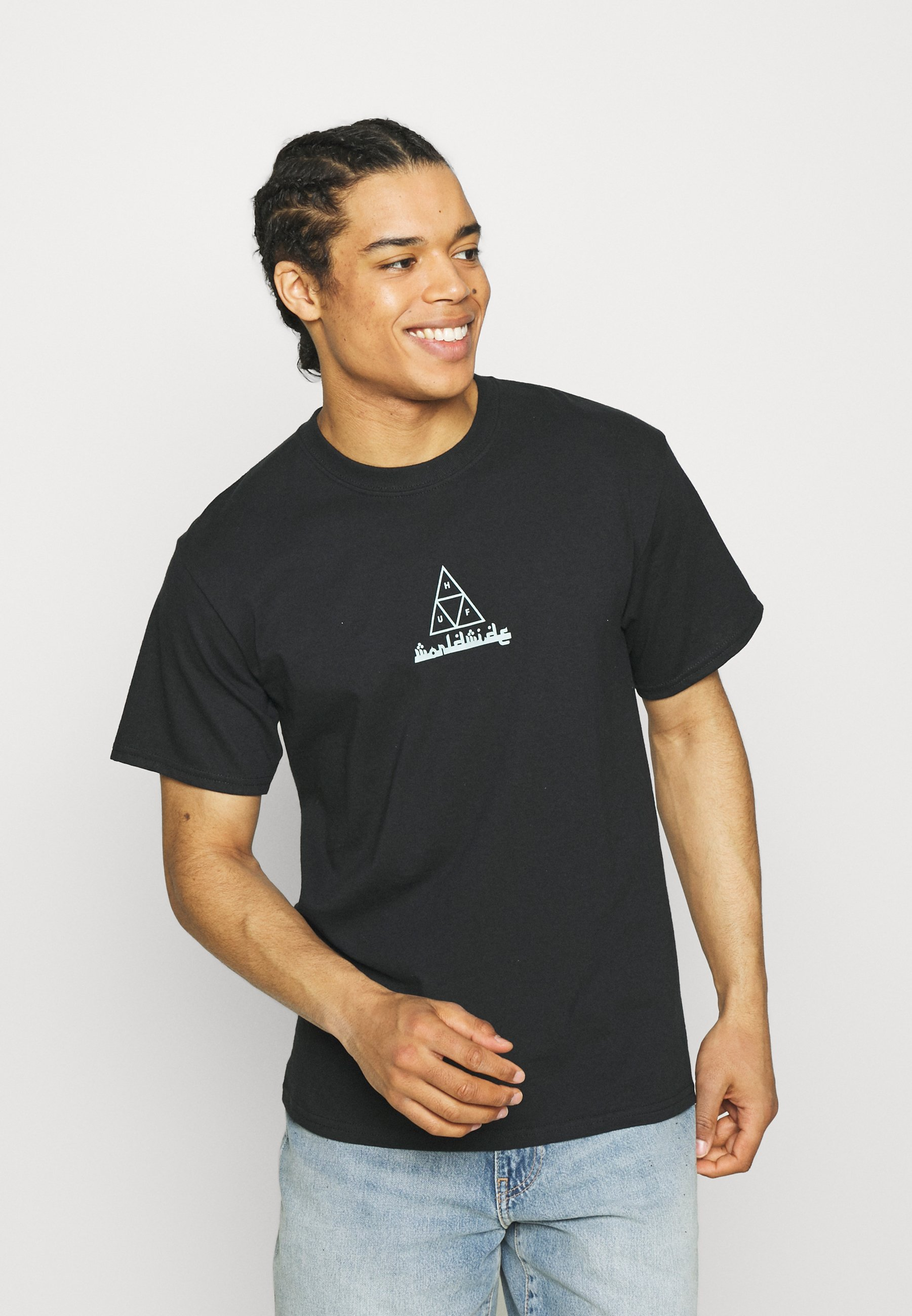 Men MOROCCAN TEE - Print T-shirt
