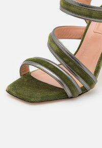 Alberta Ferretti - Sandals - green - 6
