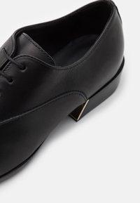 Furla - GRACE LACE UP - Šněrovací boty - nero - 4