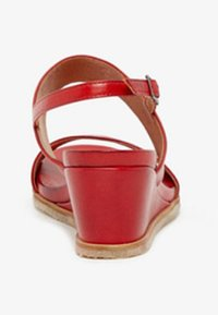 Bianco - Wedge sandals - red - 4