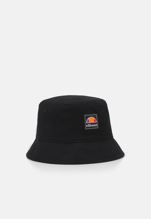 ALINE UNISEX - Cappello - black