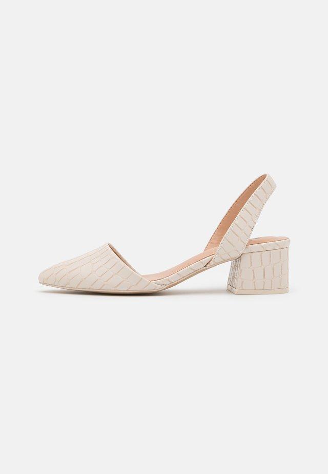 CLARRISSA - Sandals - ice