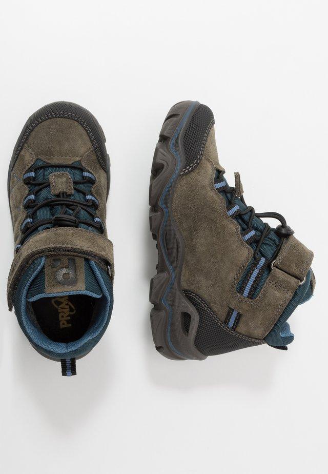 Støvletter - bosco/nero/petrol