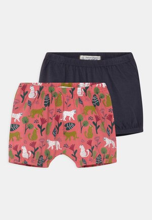 MAYA BABY 2 PACK UNISEX - Shorts - multi coloured/dark blue