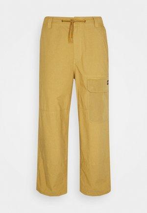 GLYNDON PANT - Pantalon cargo - dark khaki