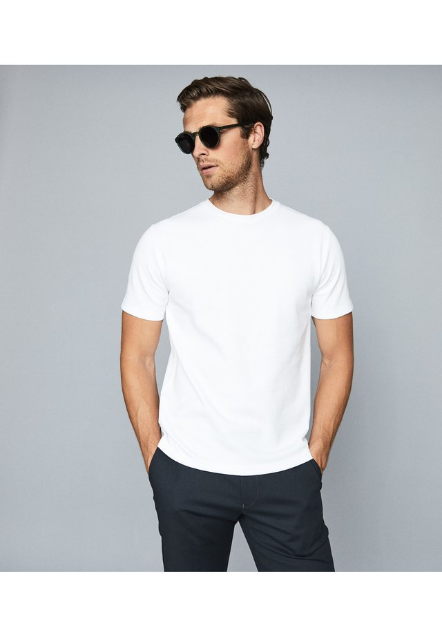 PUTNEY - T-shirt basic - white