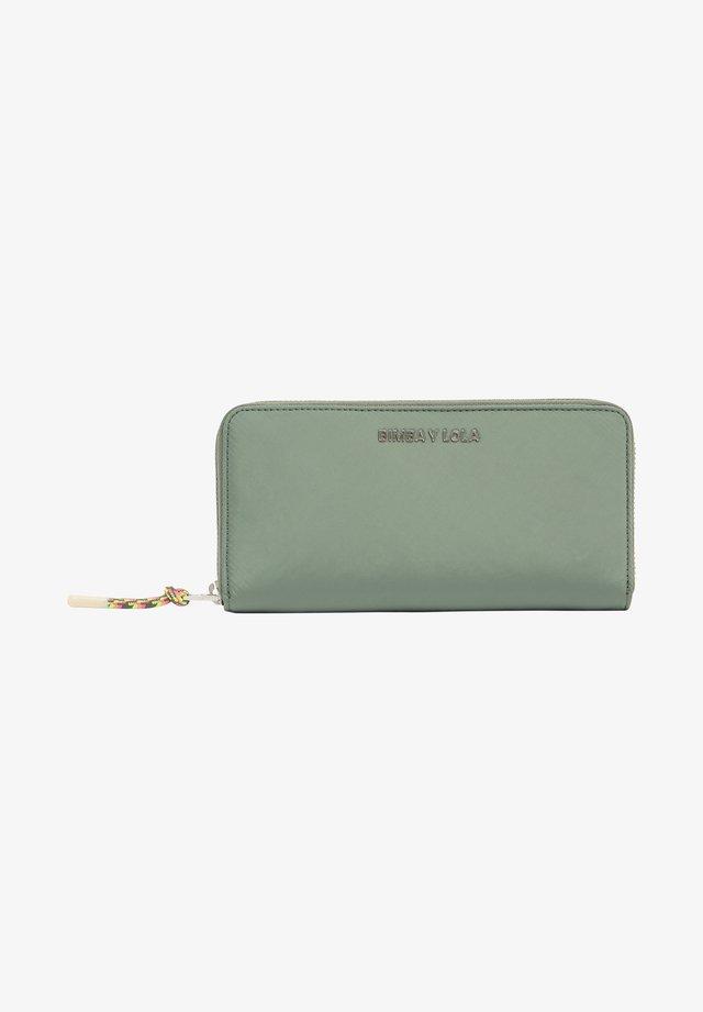 Wallet - watergreen