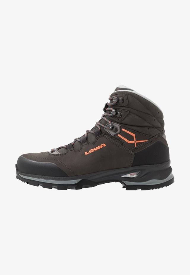 LADY LIGHT LL - Scarpa da hiking - grau/koralle