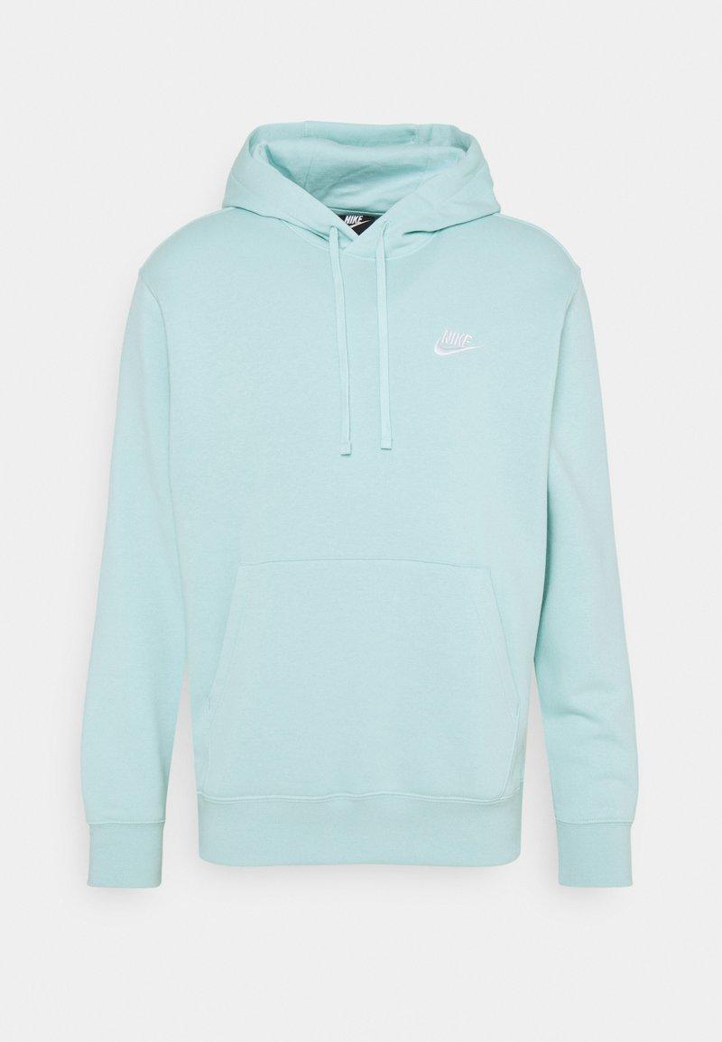 Nike Sportswear - CLUB HOODIE - Hættetrøjer - light dew/white