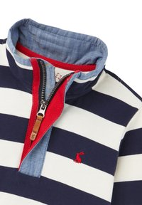 Tom Joule - Sweatshirt - marineblau cremefarben streifen - 2