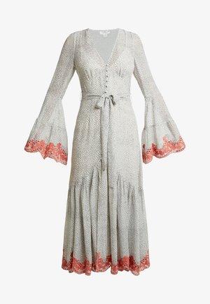 ARGENTINA SHIRT DRESS - Vestido informal - flamenco