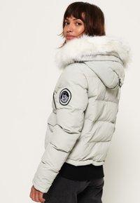 Superdry - EVEREST ELLA - Winter jacket - light grey - 2