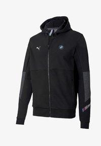 Puma - BMW MOTORSPORT  - Zip-up hoodie -  black - 4