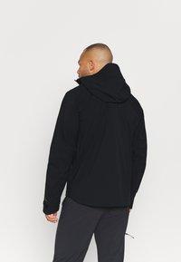 Columbia - OMNI-TECH™ SHELL - Waterproof jacket - black - 2