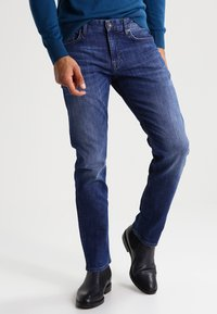 JOOP! - MITCH ONE - Straight leg jeans - medium blue - 0