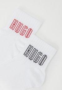 HUGO - PIANO 2 PACK - Socks - white - 1