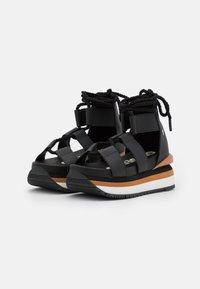 Gioseppo - Platform sandals - black - 2