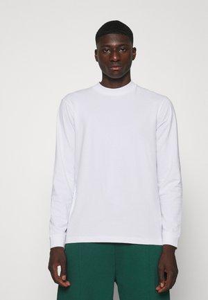 ONSVILMOS LIFE REG MOCK NECK TEE - Long sleeved top - white