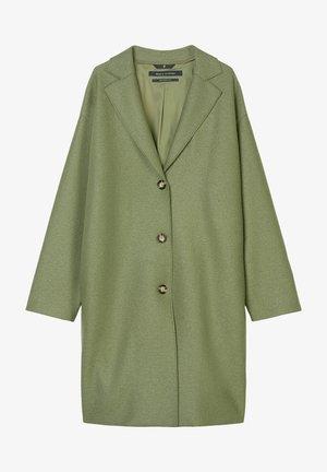 Manteau classique - dried sage