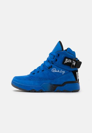 33 DEATH ROW - High-top trainers - blue